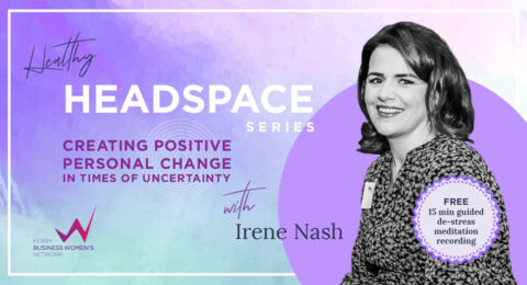 15 minute de-stress meditation with irene nash