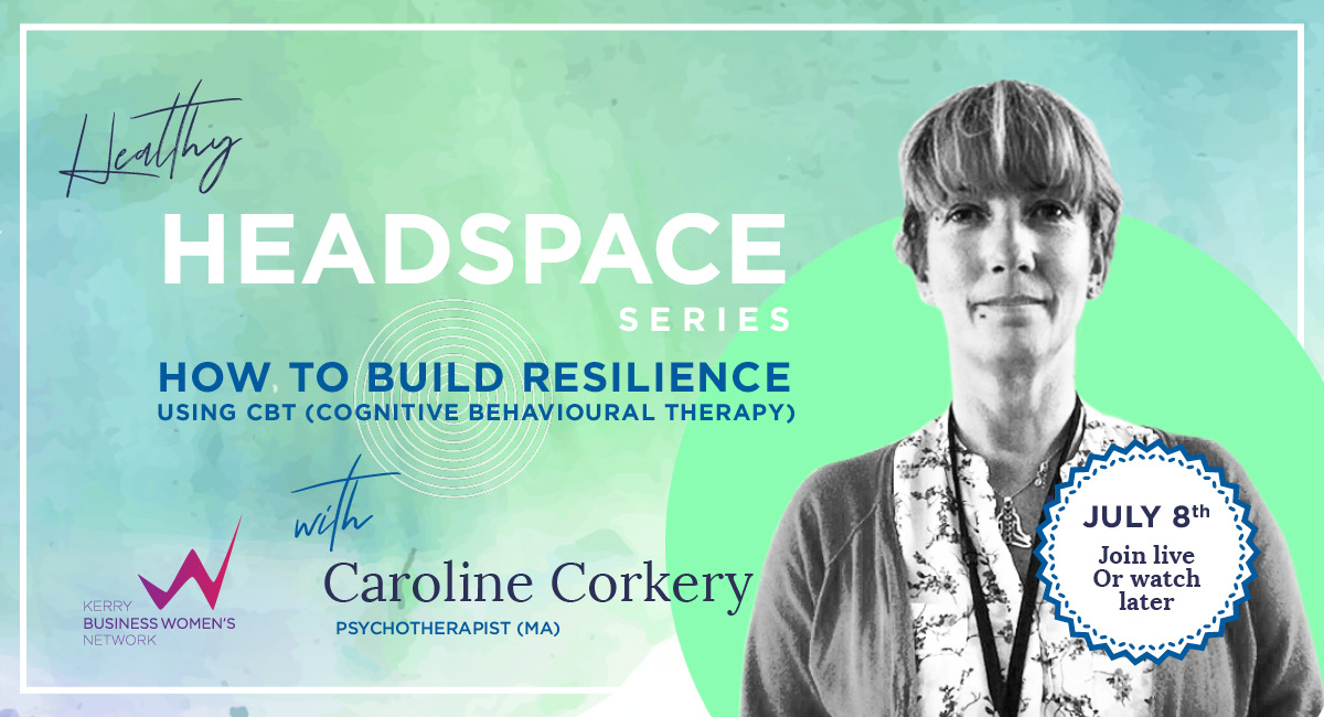 how to build resilience using CBT